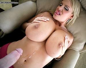 Big Boobs Cumshot Porn Pictures