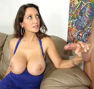 Big Boobs Handjob Porn Pictures